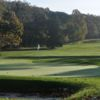 A view of the 3rd green at Gardiner's Bay Country Club