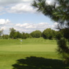 A view of hole #4 at Trumansburg Golf Club