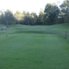 A view from tee #3 at Turin Highlands Golf Course