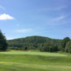 A view of the 6th hole at Cronins Golf Resort