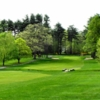 A view of fairway #2 at Woodstock Golf Club