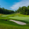 A view of hole #12 from Eighteen Hole at Sleepy Hollow Country Club