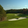 A view of green #13 at Hampton Hills Golf & Country Club