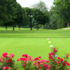 A view of a tee at Mohawk Golf Club