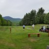 A view of a tee at Whiteface Inn Resort & Club