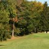 A view of a green at McCann Memorial Golf Course