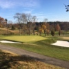 A view of the 3rd green at Knollwood Country Club