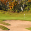 A fall day view of a hole from Sandstone Hollow Golf Club at Turning Stone