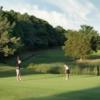 6th green at Bristol Harbour Golf Club