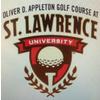 St. Lawrence University Golf & Country Club Logo