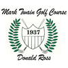 Mark Twain Golf Course Logo