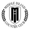 Dogwood/Oak Tree at Middle Island Country Club - Public Logo